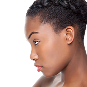 hair-removal-profile-african-american-beauty